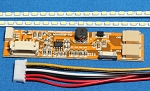 "UB35220LED4215X2+MS610UB for 10.4"" dual Lamps LCD screen"