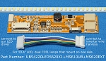 UB54220LED5620X1+MS610UB+MS620EXT for 10.4