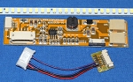 UB54220LED5620X1+MS610UB+318 for 10.4 LCD screen