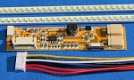 UB54255LED6420X2+MS610UB for 12.1
