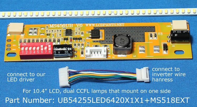 "LTD121C31S and LTD121C33S LCD 12.1/"" Backlight lamps  For Toshiba  LTD121C30S"