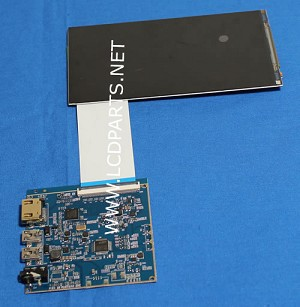 "5.5"" LCD, 1440X2560 Resolution, MS055W169SKD"