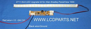 2711-NL9 LED Upgrade Kit for Allen Bradley PanelView 1000