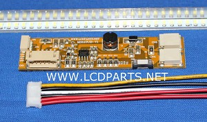 "84LHS-LED, For 8.4"" NEC LCD screen, 1400 nits"