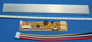 "SB44255LED2465, For 12.1"" LCD originally equipped with LED backlight, 2000 nits"