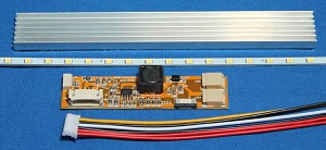 "SB44318LED3265, For 15"" LCD originally equipped with its manufacturer's LED strip , 1600 nits"