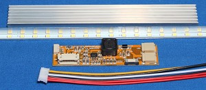 "SB44318LED3265L, For 15"" LCD originally equipped with LED backlight, 1600 nits"