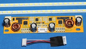 "UB70345LED4221X2+MS442EXT for 17"" LCD Screen"