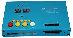 LST05-V4 eDP LCD screen tester