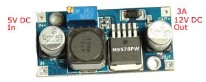 MS578PW Step Up DC-DC Convertor